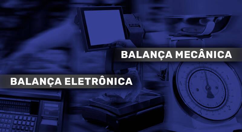 Balanças: Um breve comparativo entre mecânica e digital