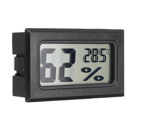 Mini Higrômetro (medidor de umidade e temperatura)